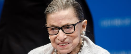 Justice Ruth Bader Ginsburg Dead