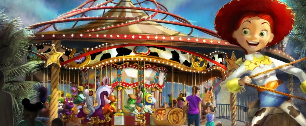 A Beloved Toy Story Character Is Finally Getting Her Own Ride at Disneyland