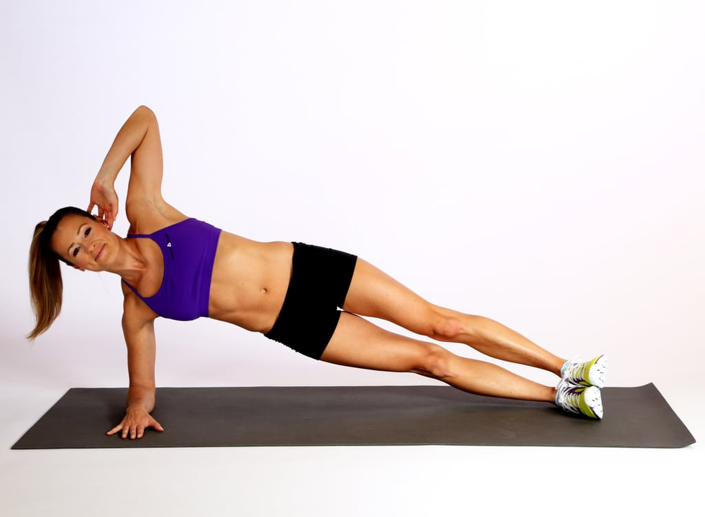 40-Minute Do-Anywhere Bodyweight Circuit