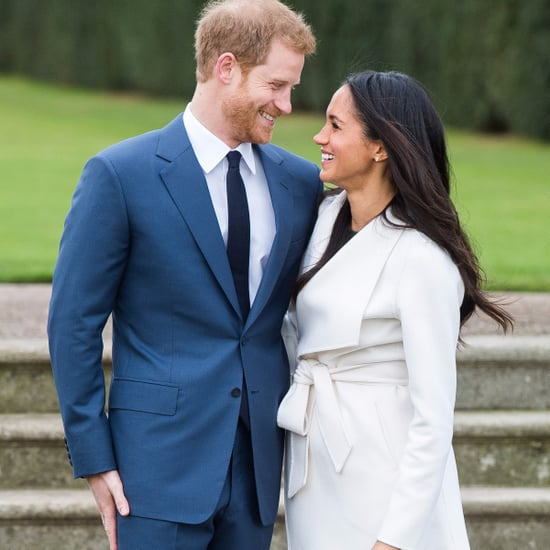 "Prince Harry Quote About Meghan Markle Being ""the One"""