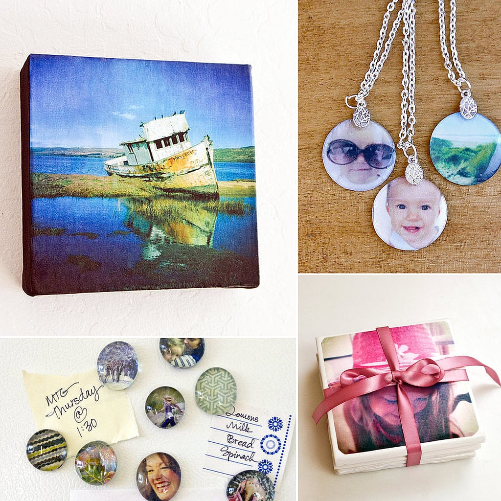 Make These Sweet and Personal DIY Photo Gifts