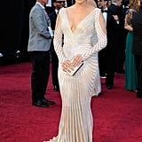 Jennifer Lopez in Zuhair Murad.