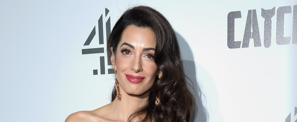 Amal Clooney's Nail Polish Shade Name