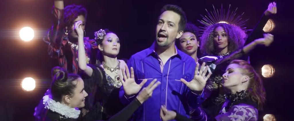 "Watch Lin-Manuel Miranda Sing ""Broadway's Back!"" on Fallon"