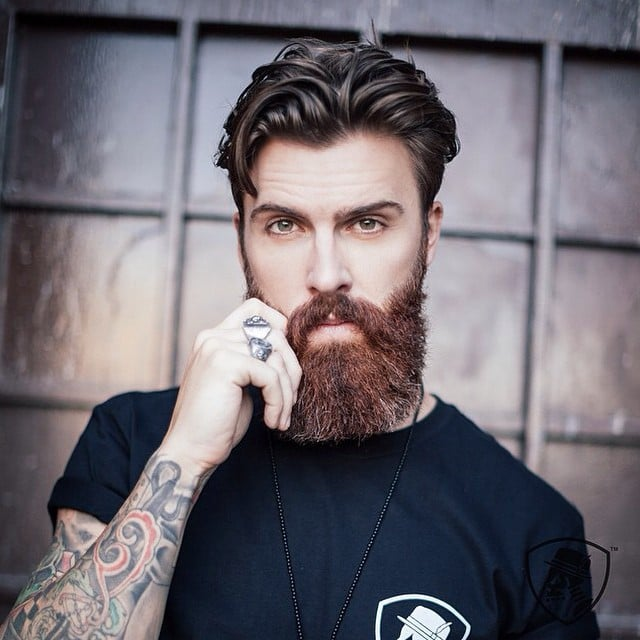 Moustache And Beard Growing Tips Popsugar Beauty Australia