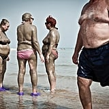 Honorable Mention, People: Dead Sea Mudbathing