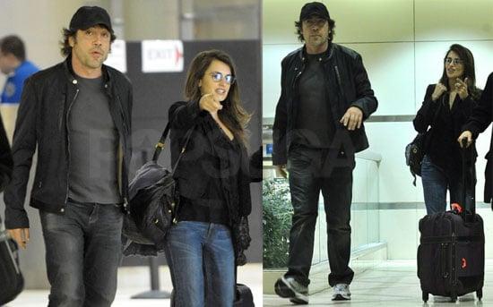 Photos of Penelope Cruz and Javier Bardem