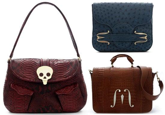 Stefano Marcantonio Handbags