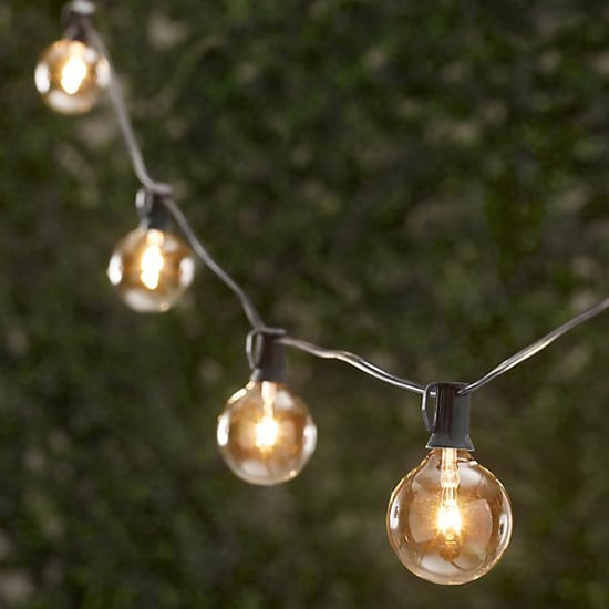 Restoration Hardware Globe String Lights, $39