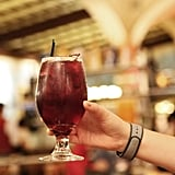 Red Sangria ($12) and Rossini ($13)