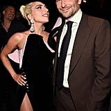 Sweet Photos of Bradley and Lady Gaga