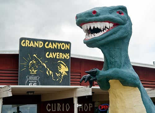 Grand Canyon Caverns (Grand Canyon Caverns, AZ)