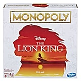 Lion King Monopoly Board — Front View