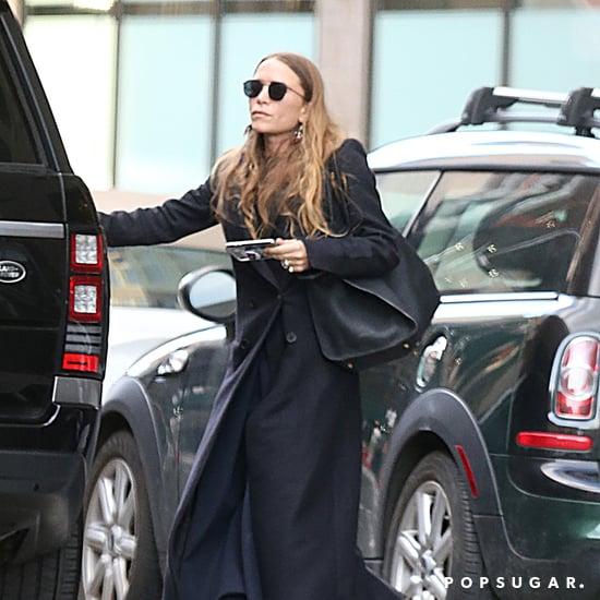 Mary-Kate Olsen Balenciaga Sneaker