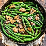 Green Beans With Mushroom Sauce