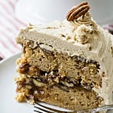 Pecan Pie Layer Cake