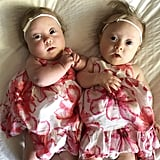 """Armed with a positive outlook and her family's support, Rachael gave birth to her two babies — Annette and Charlotte, or """"Lottie"""" for short — at 35 weeks in February 2018.  Although giving birth to twins with Down syndrome wasn't something Cody and Rachael planned on, she doesn't think moms and dads should be instantly upset when they learn the news. """"I would love for all parents to know how lovely individuals with Down syndrome are BEFORE becoming expectant parents,"""" she said. """"If they knew how incredibly lucky they are to conceive a child with so much 'extra,' then perhaps we could discard the mourning that takes place so often at these diagnoses and more accurately replace it with celebration."""" Her advice for parents who are expecting a child with Down syndrome? Reach out to other parents in the community for support. """"I advise connecting with other parents, because collectively we agree that to have a child with Down syndrome is like discovering your best self and winning the lottery at the same time."""""""