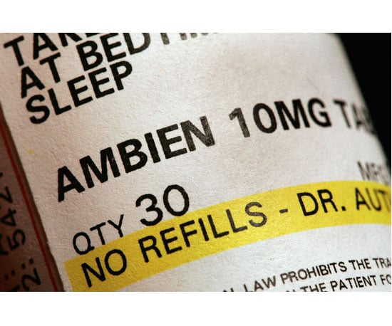Ditch the Ambien...