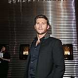 Scott Eastwood and Chris Evans Combine Their Respective Hotness For an Insanely Good-Looking Night Out
