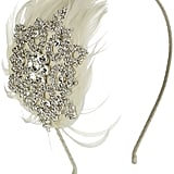 House of Fraser Kaliko Jewel & Feather Fascinator