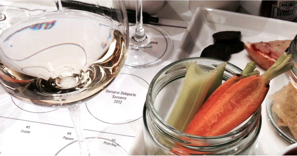 Wine and junk food pairings popsugar food for Gazelle cuisine n 13