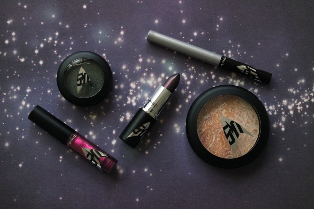 MAC Cosmetics x Star Trek Collection Review