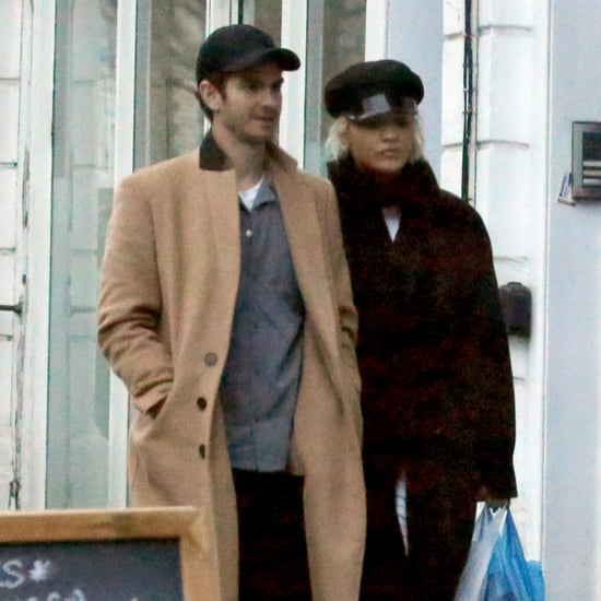 Are Andrew Garfield and Rita Ora Dating?