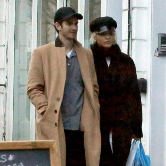 Are Andrew Garfield and Rita Ora Dating?