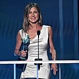 Jennifer Aniston Speech at the SAG Awards 2020 Video