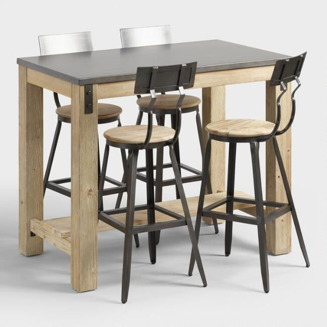 Metal Wyatt Dining Collection