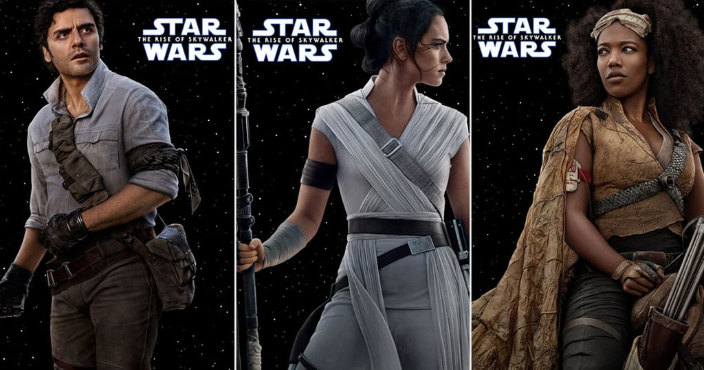 See Every Star Wars: The Rise of Skywalker Character Poster