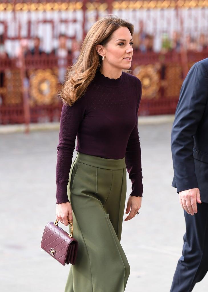 Kate Middleton's Pumpkin Spice Hair Colour