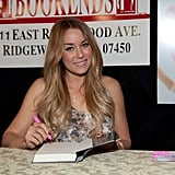 Lauren Conrad Signs Her Novel and Shares Her Surprise at Topless Cover