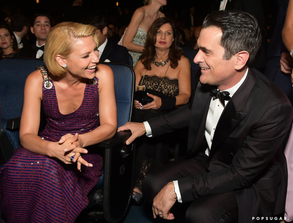 Claire Danes and Ty Burrell