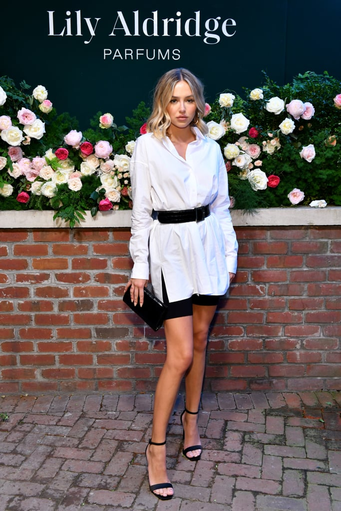 Delilah Belle Hamlin at the Lily Aldridge Parfums Launch During New York Fashion Week