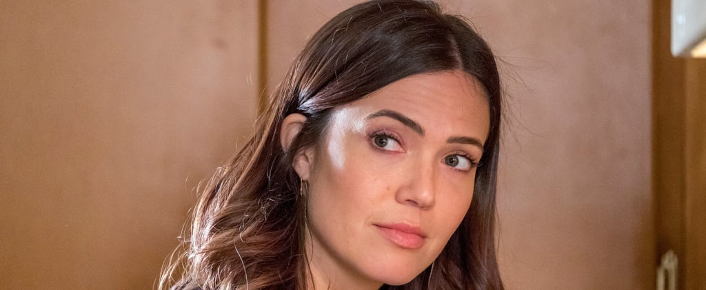 """Mandy Moore Interview About This Is Us """"Her"""" Mystery 2019"""