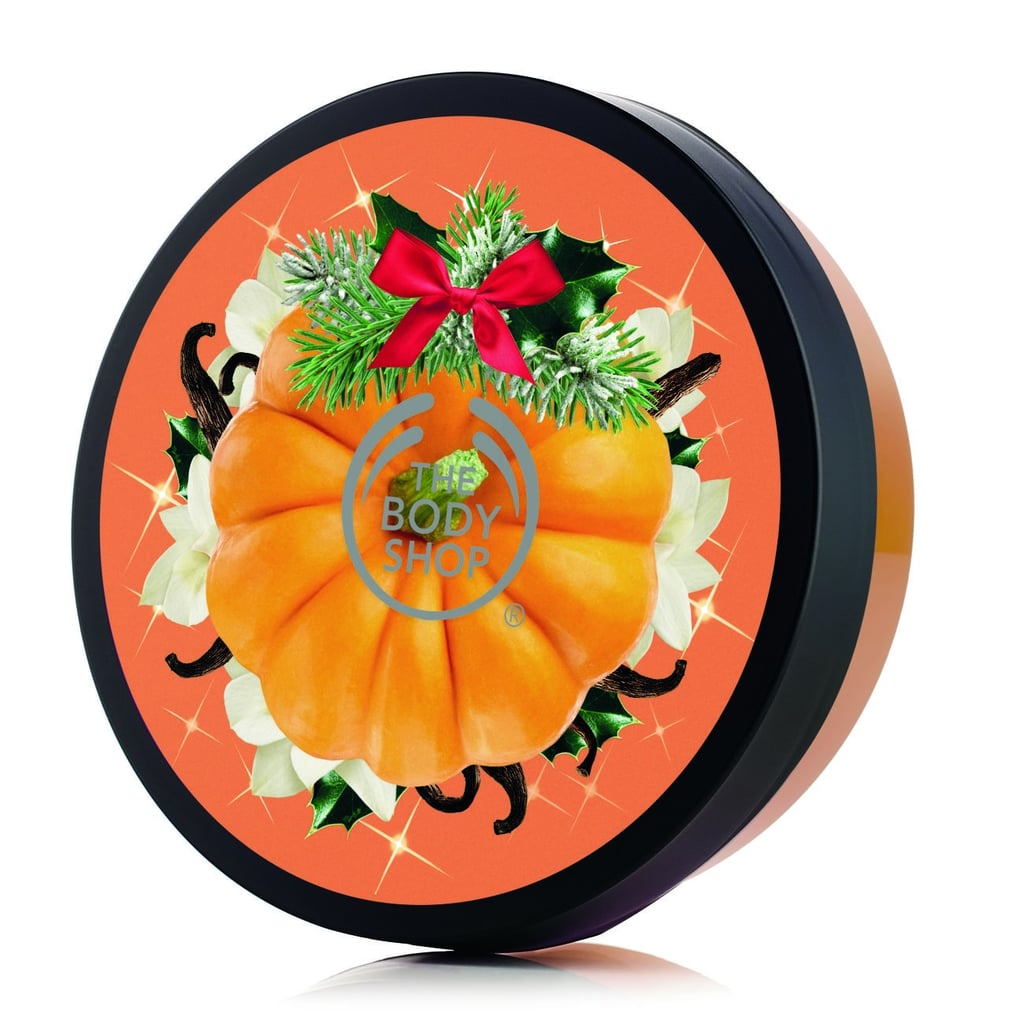 The Body Shop's New Collection Is Pumpkin Spice — With a Twist!