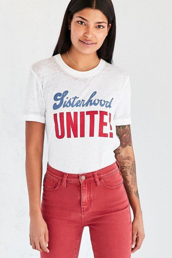BDG Sisterhood Unite Tee ($39)