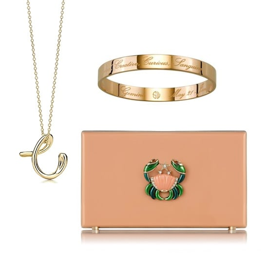 Personalised Jewellery: Zodiac Sign, Initials, Birthstones