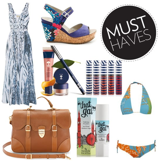 Best New Fashion and Beauty Products For May 2012