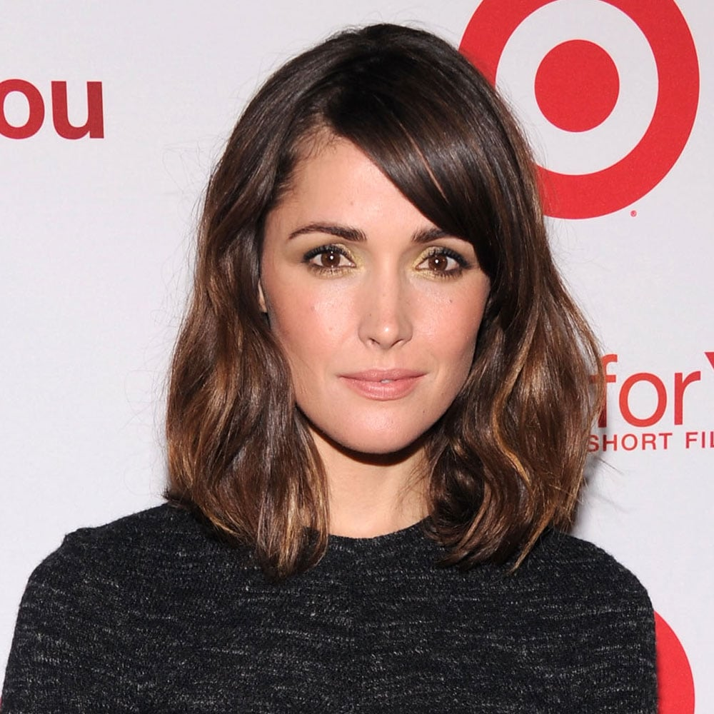 """I recently cut my hair to just above shoulder length (actually I'm due for a trim) because I felt really 'blah' with longer hair. Rose Byrne is one of my hair crushes and even though I will never achieve her hair simply because my texture is not the same, with a bit of heat styling and the right salt spray/texturising product I'll hopefully get a similar result!"" — Jess, PopSugar editor"
