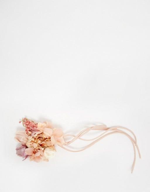 ASOS Wedding Floral Banquet Hair Corsage & Brooch ($30)