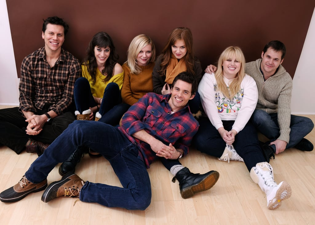 Bachelorette Portrait Session at 2012 Sundance with ...