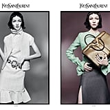 Yves Saint Laurent Spring 2012 Ad Campaign