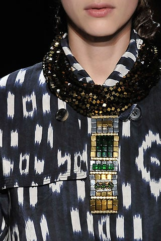 Accessory Obsession: Dries Van Noten Spring 2010