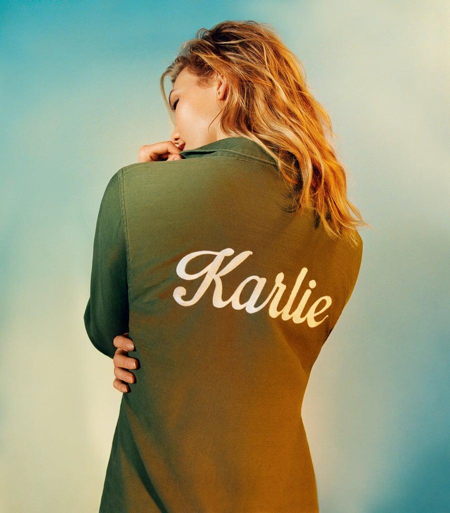 9698d43d0a7708 Karlie Kloss Topshop Campaign Spring 2016