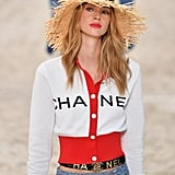 The Chanel Straw Hat