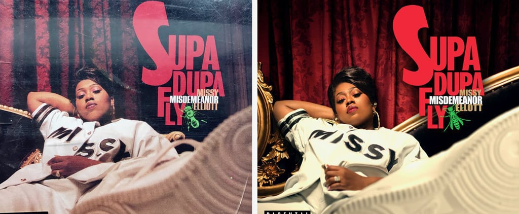 Missy Elliott Recreated Supa Dupa Fly Cover For Halloween