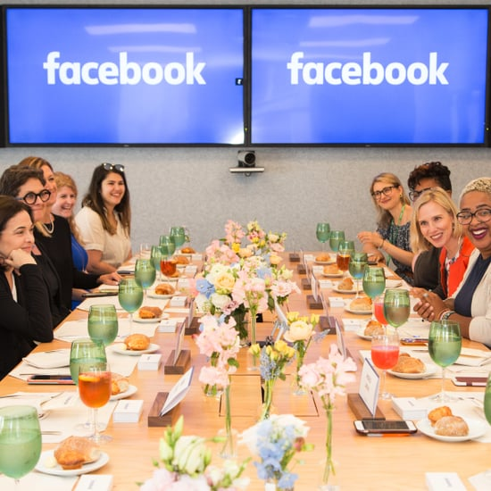 Sheryl Sandberg Lunch With Facebook Group Admins