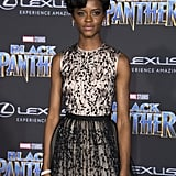 Letitia Wright as Shuri